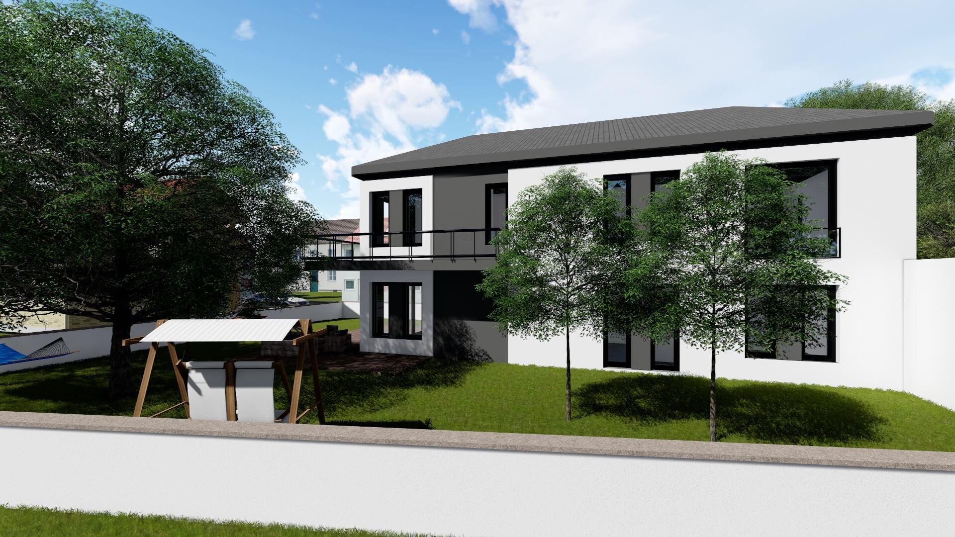 Röder Architekten   Neubau Haus H2014 – 2015Friedrichsdorf
