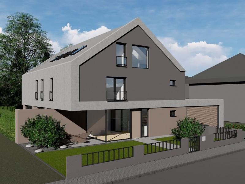 architekten bad homburg mf fr falke architekten lioba schneider dachausbau kleine villa bad. Black Bedroom Furniture Sets. Home Design Ideas